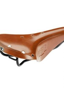 Brooks Herren Sattel B 17, Honig, 280 x 170 mm, B211A07203